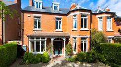 Five-bed semi Glandore, 72 Highfield Road, Rathgar is on the market for €2.35m