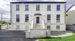 Rathcoole House dates from the early 19th century