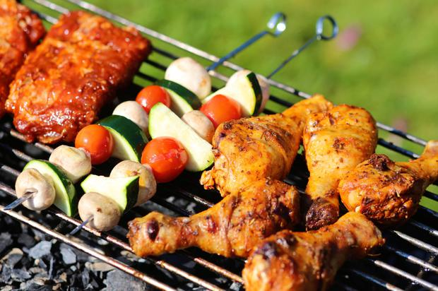 Barbecue season can play havoc with your waistline