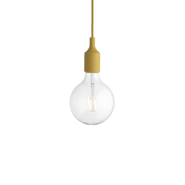 Muuto e27 pendant lamp, €80: These classic lights would make a big impact in an all white space, ie.amara.com