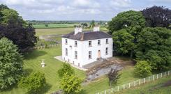 Cloneyhurke House is set on 56 acres