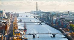 Major investment in Dublin's docklands area