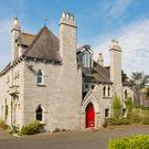 Glandore House was built in a Venetian Gothic style