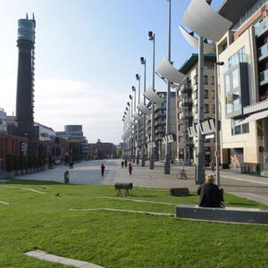 The hotel will be located close to the heart of Smithfield