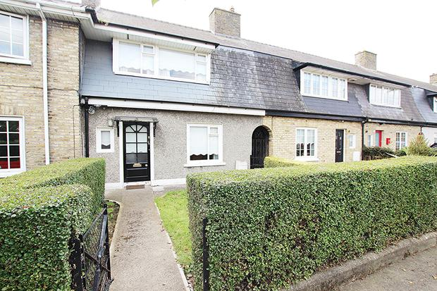 Terrace home in Dublin's Old Marino