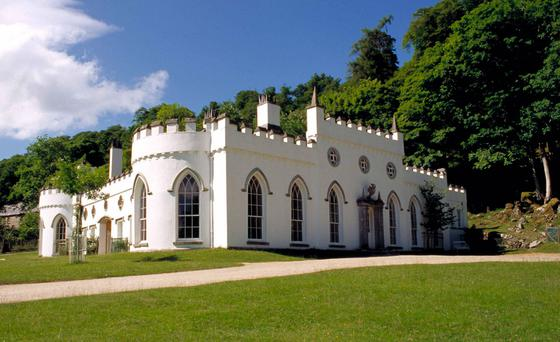 Luggala Roundstone, Co Wicklow: €28m