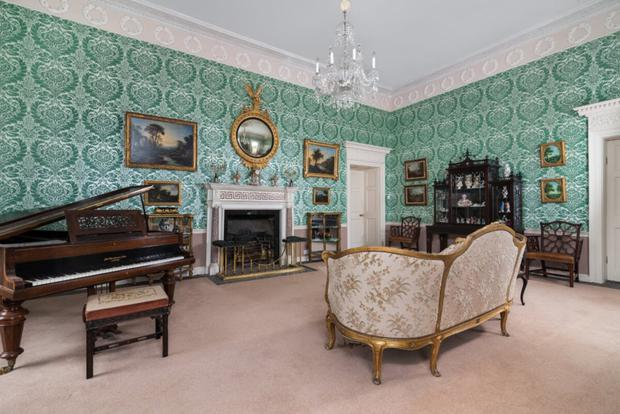 Another reception room