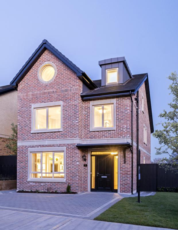This five-bed fully furnished detached home is the largest showhouse at Rahillion
