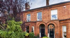 Number 3 Victoria Road, Rathgar, a five-bedroom, 2,153 sq ft terrace, is on the market for €1.295m
