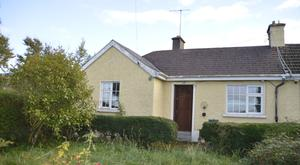 The cottage at Whitescrosss near Athy