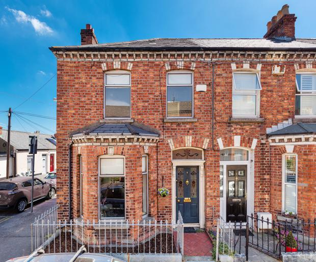 Four On The Market Redbrick Houses In Northside Dublin