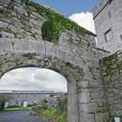 Fortifying walls: the Coach House