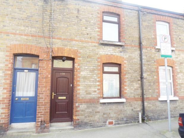 The Oxmantown Road property in Stoneybatter