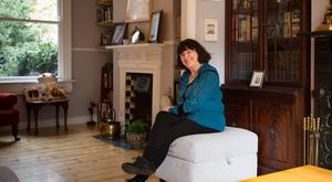 Betty Purcell is selling her house at Hollybank Avenue, Dublin 6. Photo: Mark Condren