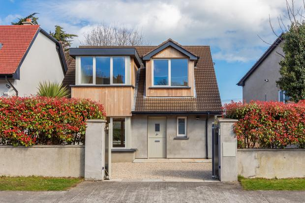 No4a Priory Grove, Blackrock, is on the market for €695,000