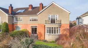 43 South Hill, Dartry Road