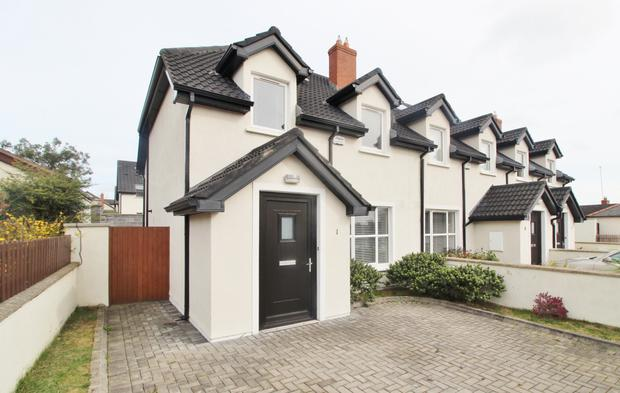 1 St Esra Close in Killester, Dublin 5 is a three-bed semi on the market for €460k