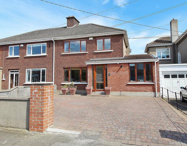 66 Kincora Avenue in Clontarf is priced at €750k