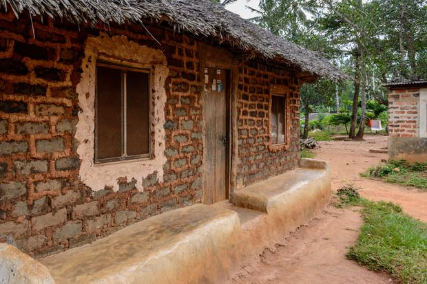 Home grown: A house in Zanzibar built by locals using local skills and local methods
