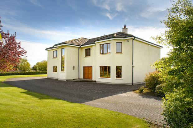 Kilkeeran, Portarlington, Co Laois, €550k