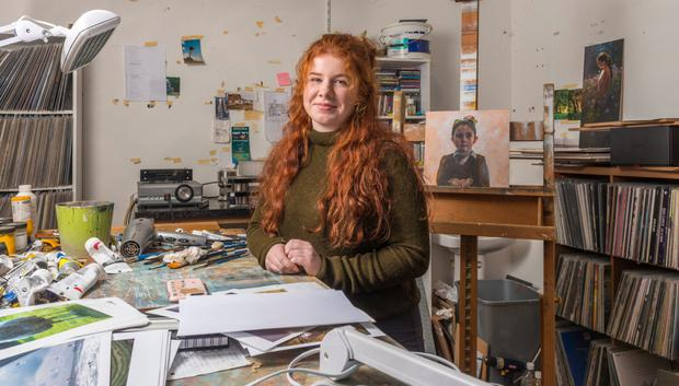 From drawing on the walls of the family cottage to acclaimed finalist in a leading British portrait competition, Hetty Lawlor is now ready for the next steps in her career