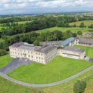 Ballinafad House has its own chapel and 40 bedrooms