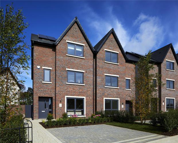 Next phase: Showhouses will open later this month at Mariavilla in Maynooth