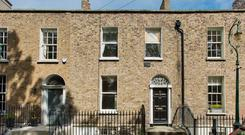 The Mount Pleasant Square property in Ranelagh