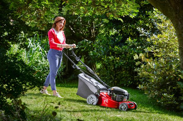 There is still time to carefully cut the grass if you want to have an easily maintained and even lawn. Photo: Adam Godfrey