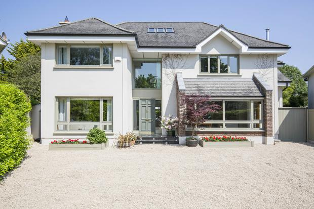 18 Deerpark Lawn in Castleknock, Dublin 15, is a six-bed home on the market for €1.65m