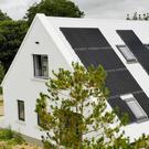 With nZEB and an A2 BER, energy costs for an average three-bed semi would reduce to approx €380 a year; pictured, A1 BER homes by Winkens