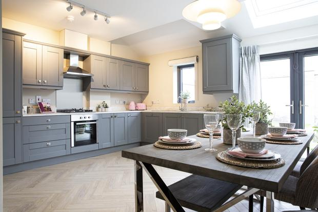 Commuter friendly Kilcarn Woods has ample-sized kitchens and living rooms