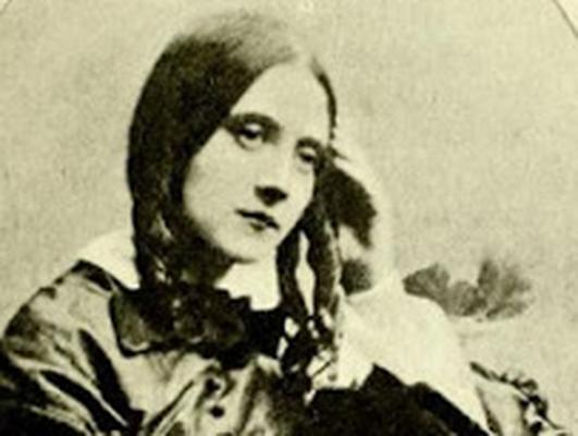 A photo purportedly of Eleanor Arbuthnot