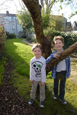 Jamie and Dylan Brennan