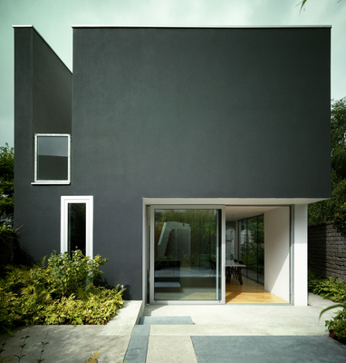 Congrats to Peter Carroll and his team at A2 Architects who have just been awarded the prestigious RIAI award for Best House Build for their Folding House in Cork, a 180 sqm house, pictured, built on a deep and narrow plot.