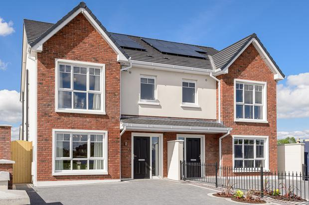 The 16 new homes at The Elms are a 10-minute walk from Ashbourne town centre