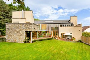 The Apple House in Foxrock, D18, is a five-bed priced at €1.35m
