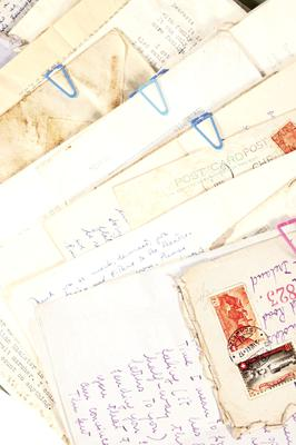 Kate's letters