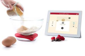 Drop Connected Kitchen Scales