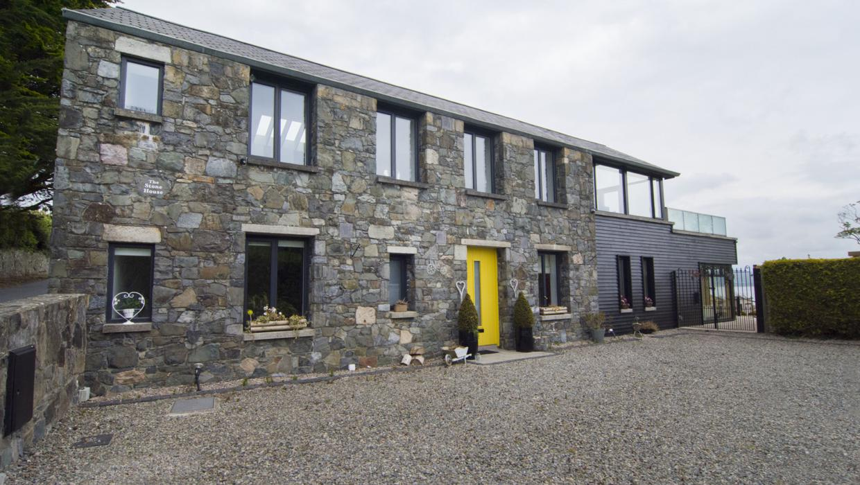 Romancing the Stone House - two architects across decades brought this Louth home to life