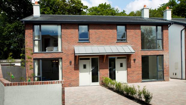 Homes at The Croft, Loughlinstown, Dublin 18, are for sale for €475,000.