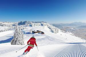 First on the slopes in Austria