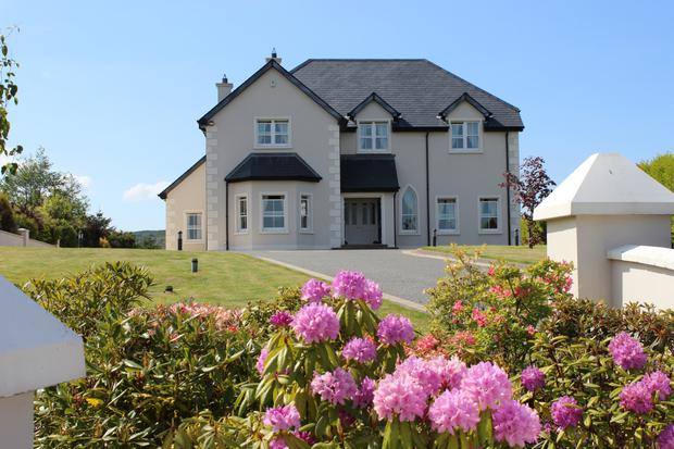 This house in Letterkenny has 4,000 sq ft of floor space