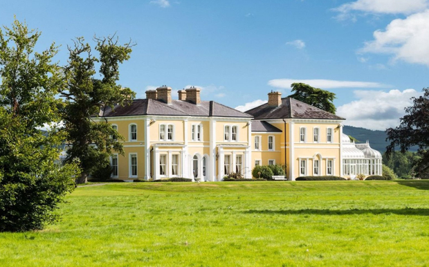 Rocketts Castle Estate, Portlaw, Co Waterford: €4.75m