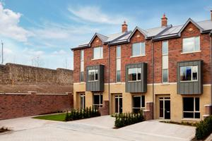 There are four and five-bed homes for sale at Grange Hill in Rathfarnham