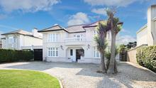 Built in the 1930s, Mournegrange boasts 5 bedrooms, one with its own balcony