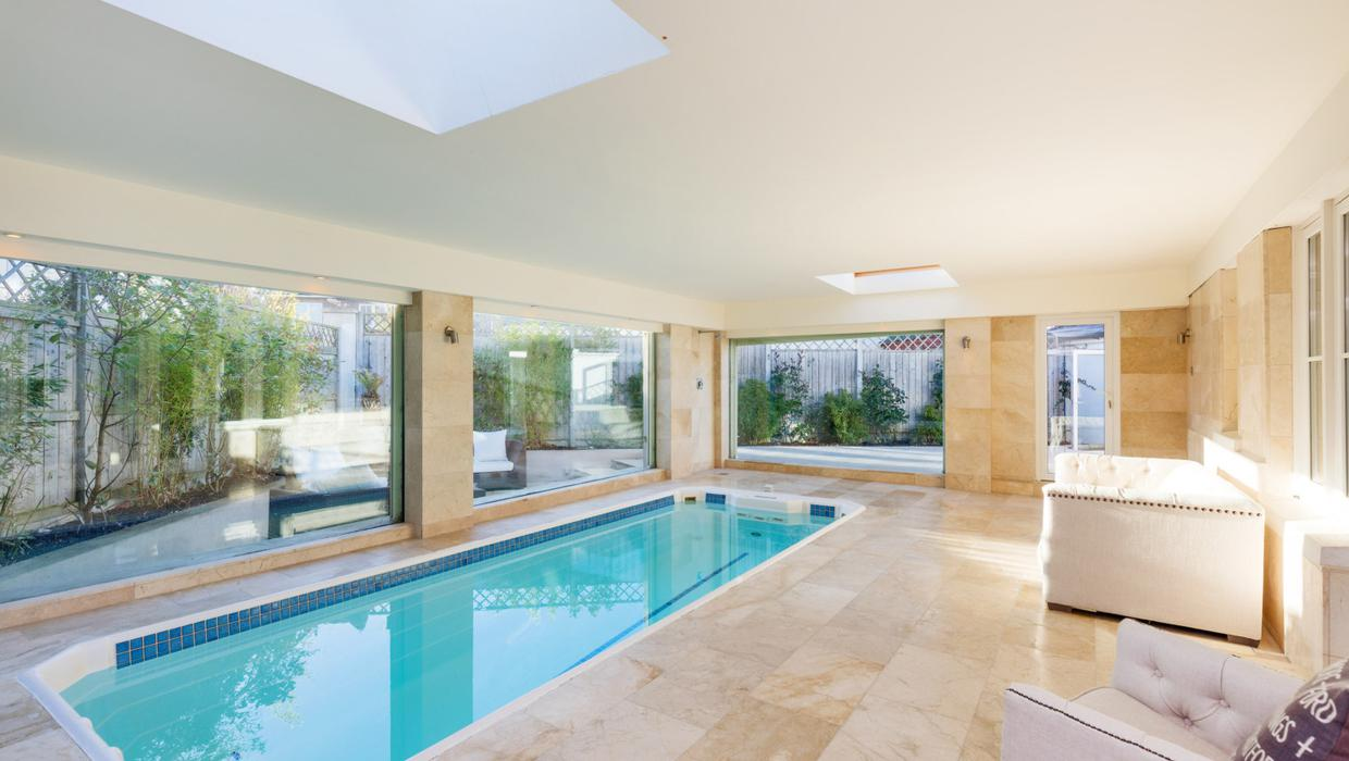Hidden Depths An Estate House With Its Own Indoor Swimming Pool Independent Ie
