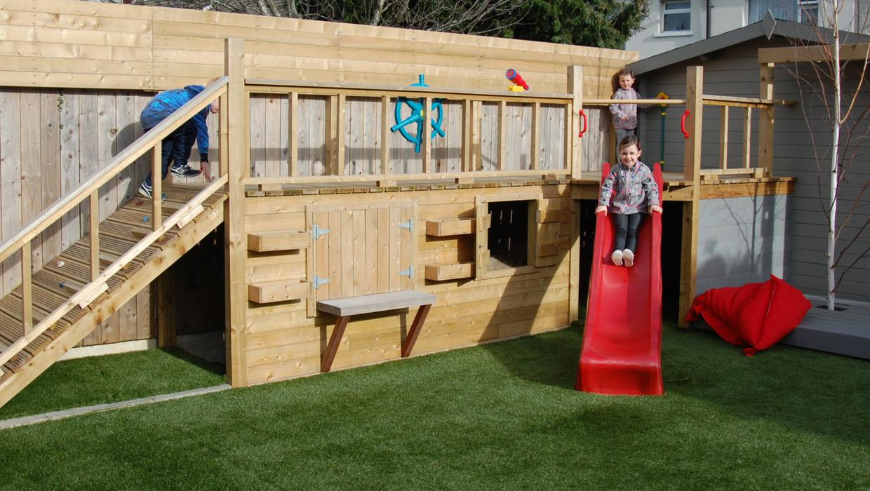 Five ideas to transform your garden into the ultimate play zone ...