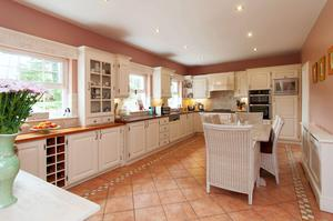 Kitchen at Eagle Valley, Enniskerry, Co Wicklow