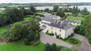 Alma House is located on an 8.5ac site by the River Slaney on the outskirts of Wexford town
